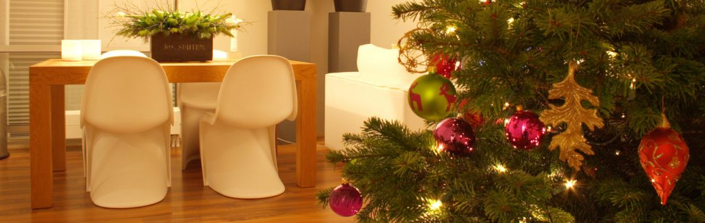 holiday tree spreads mould